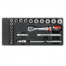 Drawer insert / Socket set