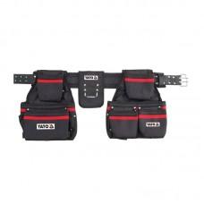 Heavy duty nail & tool pouch