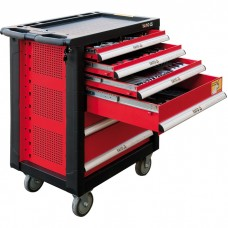 YATO (Poland) Service tool roller cabinet with 177pcs tools