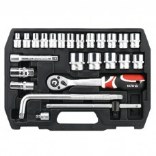 "½""Drive 25pcs Sockets Set"