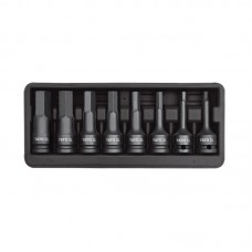 Impact bit socket set