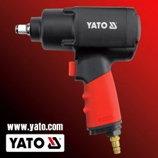 Twin Hammer Pneumatic Impact Wrench—we make the standards.