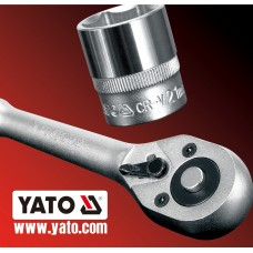 Ratchet Wrench—72-tooth ratchet justifies high efficiency and convenience