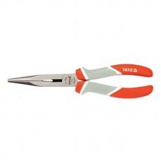 Diagonal side cutting pliers
