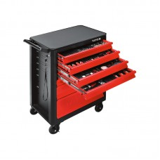 Roller Cabinet with 141pcs Tool set
