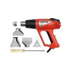 2000W Hot Air Gun with 6pcs accessories