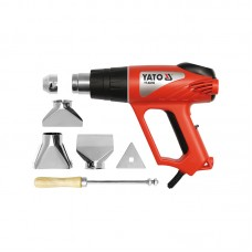 2000W Digital Hot Air Gun with 6pcs accessories