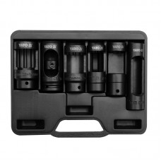 Diesel injection socket set