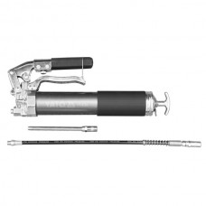 Two-way operation grease gun